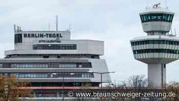"""Nach Bereitschaftsphase: Ende des """"Schlummerbetriebs"""":Flughafen Tegel stillgelegt"""