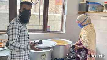 Jammu-Kashmir couple provide free tiffin food service for COVID-19 positive cases, frontline workers