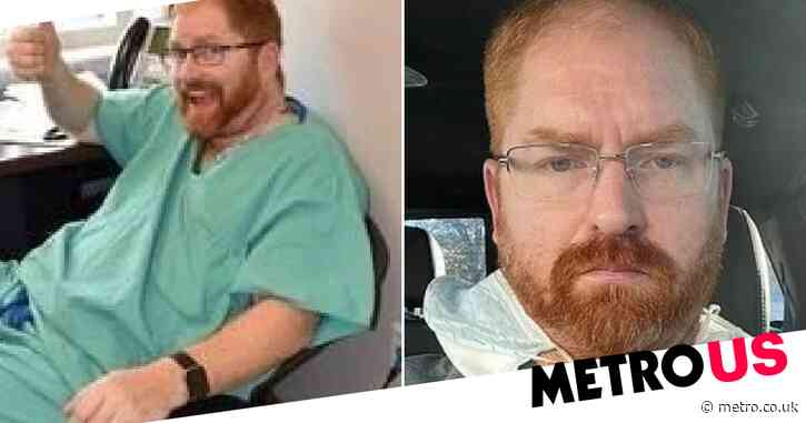 Surgeon, 48, jokes he was 'ginger God of surgery' in touching obituary to himself before his death