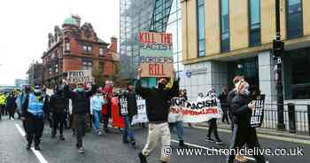 Five people to appear in court and four fined after 'Kill the Bill' protest