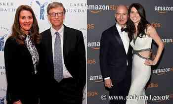 Bill Gates divorce: Was Melinda inspired to go it alone by Mackenzie Bezos?