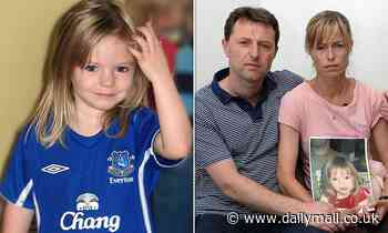 Madeleine McCann: Kate and Gerry 'hang on to hope' ahead of her 18th birthday
