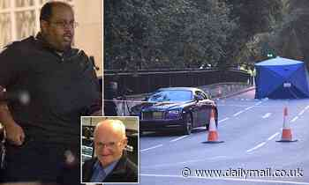 Millionaire Qatari businessman denies killing pedestrian in his £250k Rolls Royce Wraith in London