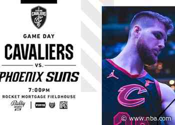 Cavs vs Suns | Rocket Mortgage Game Preview