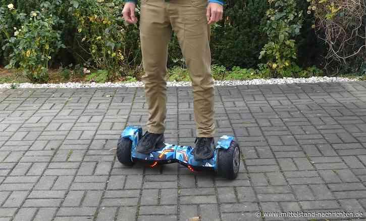 Das Fortbewegungsmittel der Zukunft – Hoverboards