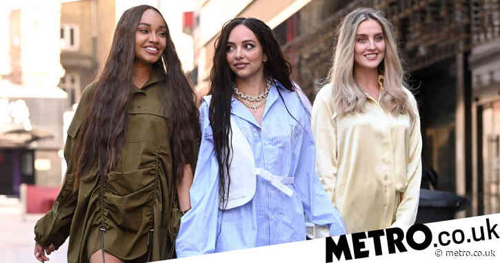 Little Mix's Jade Thirlwall and Perrie Edwards lead reactions as 'beautiful sister' Leigh-Anne Pinnock announces pregnancy