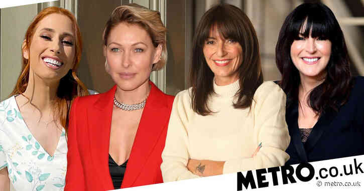 Stacey Solomon, Emma Willis and Anna Richardson 'in line to host Changing Rooms' after Davina McCall exit
