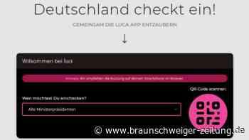 """Datenschutz: """"Luca"""": Kunstkollektiv Peng hackt App zur Kontaktverfolgung"""
