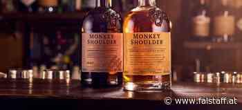 Monkey Shoulder bringt Barkeeper-Whisky nach Österreich