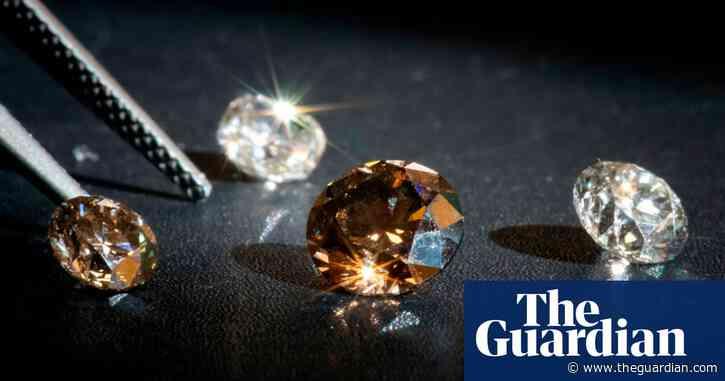 Pandora jewellery brand says it will stop selling mined diamonds