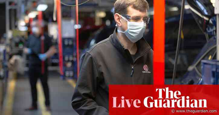 UK factories face supply chain disruption as activity surges; mortgage lending sees record jump – business live