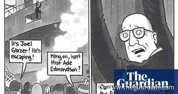David Squires on … Manchester United protests, a famed stud and the Glazers