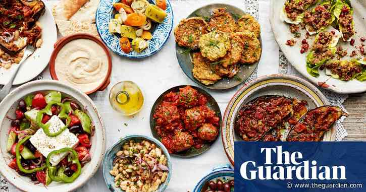 Yasmin Khan's new recipes: cooking in refugee camps from Greece, Turkey and Cyprus