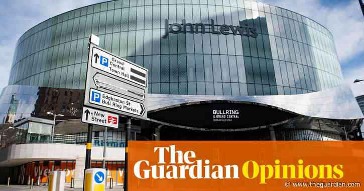 How John Lewis's brand of middle-class aspiration lost its lustre | Lynsey Hanley