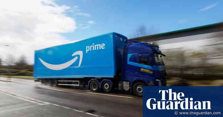 Amazon had sales income of €44bn in Europe in 2020 but paid no corporation tax