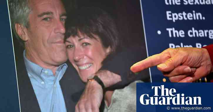 Ghislaine Maxwell's sex trafficking trial postponed until autumn at her request