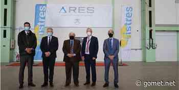 La société Ares s'installe sur le pôle aéronautique d'Istres - Gomet'