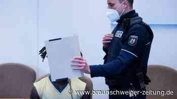 Prozess: Vergewaltiger soll Gefängniszelle angezündet haben