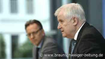 """Seehofer sieht """"klare Verrohungstendenz"""" in Deutschland"""