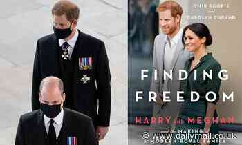 Finding Freedom's new chapters could be 'final straw' for Prince Harry and royals, says royal expert