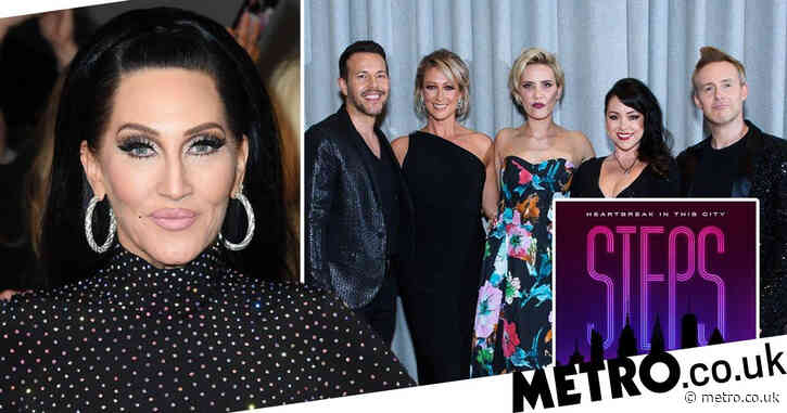 Drag Race judge Michelle Visage addresses whether she'll collaborate with Steps on more music in future