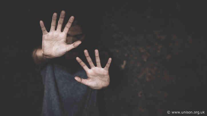 UNISON celebrates Domestic Abuse Bill passing into law