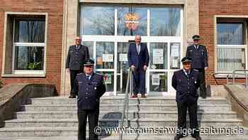 Ilseder Führungskräfte der Feuerwehr im Amt bestätigt