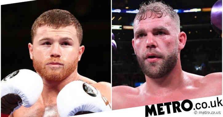 Billy Joe Saunders threatens to pull over of Canelo Alvarez fight over ring size dispute