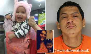 Girl, 1, 'struck and killed by drunk uncle on her mom's driveway'