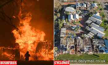 Scott Morrison announces $600million for bushfire and cyclone disaster funding