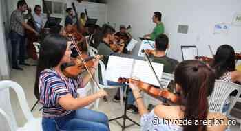 Inicia proceso de formación musical con niños y jóvenes de Oporapa - Noticias