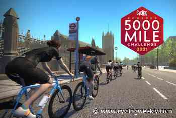 CW5000 Zwift lunchtime ride-outs
