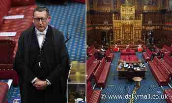 Lords spent £33,000 on headhunters before promoting Clerk internally