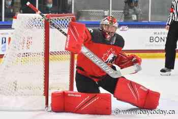 Gaudreau gets scoring support in U-18 Team Canada quarterfinal win