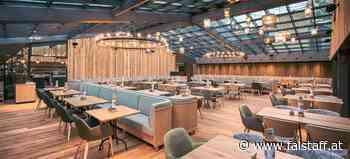 Die neue »Luftburg« ist weltweit größtes Bio-Restaurant