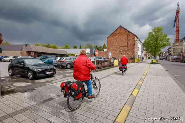 Online enquête ondervraagt Heistse fietsers