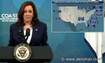 Kamala Harris says Biden is sending an extra $310 million in aid to Central America