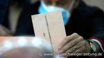 Regionalwahl in Madrid setzt spanische Zentralregierung unter Druck
