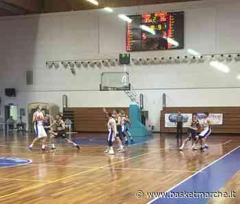 La Pallacanestro Titano San Marino supera in volata la Pallacanestro Recanati - Serie C Silver Coppa Centenario Girone A - Basketmarche.it