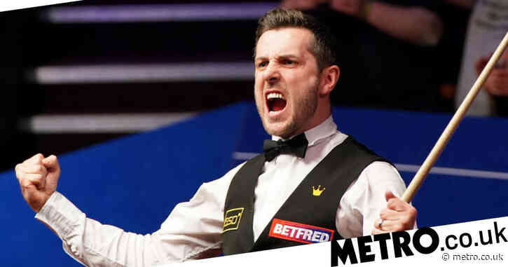 Mark Selby: A granite champion hewn from hardship, pain and hard work