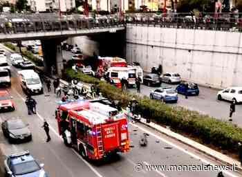 Palermo, tremendo impatto sulla circonvallazione: muore una ragazza, due feriti gravissimi - Monreale News