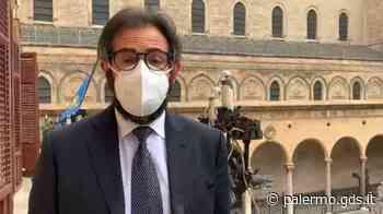 """Festa SS Crocifisso a Monreale, il sindaco: """"Fermati dalla pandemia, sogniamo ritorno alla normalit&agra - Giornale di Sicilia"""