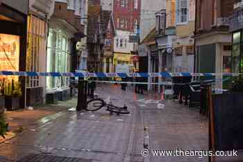 Five boy arrested after stabbing in Hastings Old Town