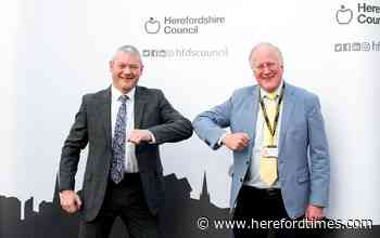 New chief takes up the reins at Herefordshire Council