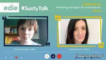 #SustyTalk: Nivea's Sophie Rock on avoiding purpose-washing