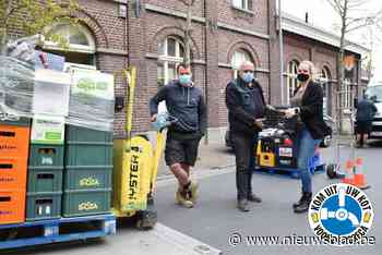 """Alle hens aan dek bij drankenhandelaar De Fruyt: """"Zelfs kleine cafeetjes met kleine terrasjes gaan door het voorspelde goede weer nu toch opendoen"""""""