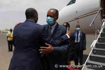 Eritrea's president visits Sudan amid tensions over Ethiopia