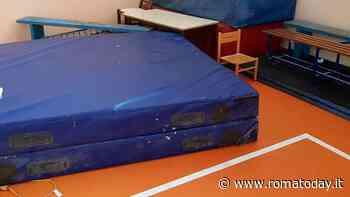 Casal Bruciato: atti vandalici alla palestra della scuola 'Piersanti Mattarella'