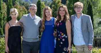 Meet Bill and Melinda Gates's children - but they won't inherit their fortune