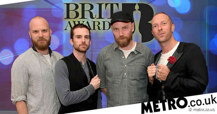 When are the Brit Awards 2021 and who is performing as Coldplay join line-up